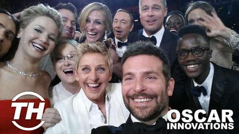 Spectacular Oscar Moments