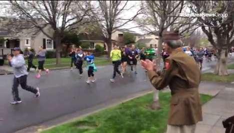 WWII Veteran Celebratory Runs