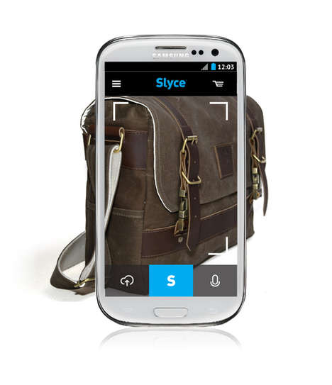 Visual Product Search Platforms - The Slyce Product-Scanning App Makes Shopping a Breeze