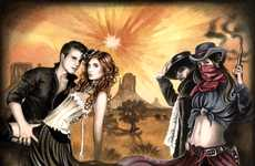Interactive Romance Novels - Silkworlds by Boyd Multerer Brings Video Gaming to a Different Market