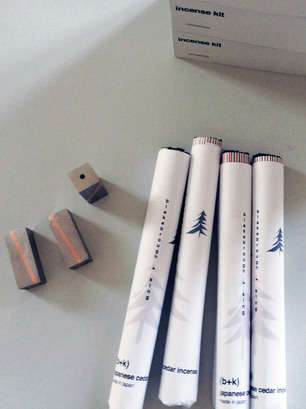 Minimalist Incense Kits