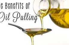 Acne-Banishing Oil Remedies - Oil Pulling Doesn't Only Help Teeth It Can Get Rid of Acne as Well
