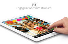Full-Screen Tablet Ads - Apple May Roll Out Full-Screen Ads in Apps for iPhones and iPads