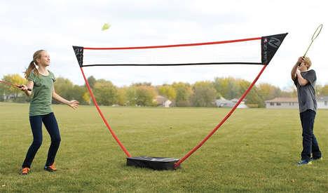Pop-Up Racket Nets