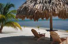 Scuba Specific Spas - This Idyllic Island-Based Diving Resort is Near the Belize Barrier Reef