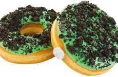 Delicious Ireland Celebratory Donuts - These St.Patrick's Day Donuts Look Deliciously Minty