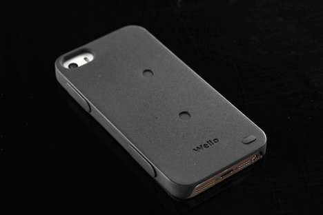 Health-Monitoring Smartphone Cases