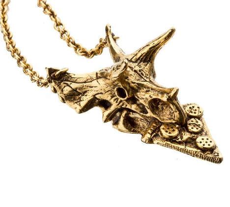 Prehistoric Food Jewelry