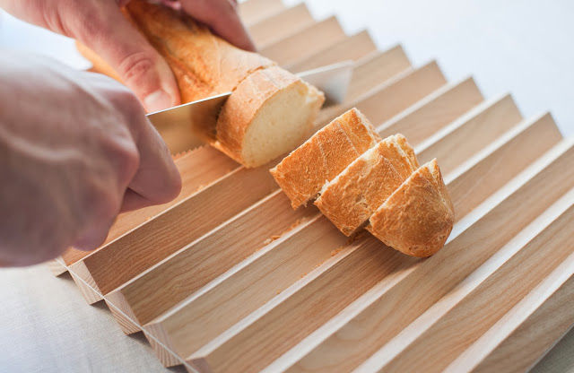 Crenulated Cutting Boards