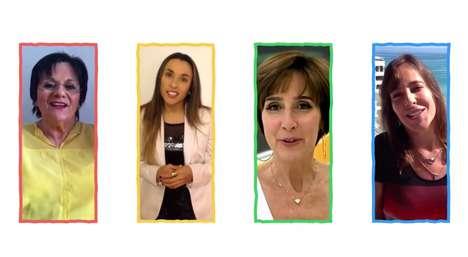 Diverse Women-Empowering Videos