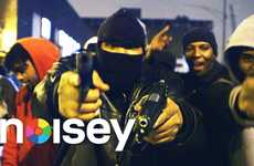 Chicago Rap Culture Documentaries - The Chiraq Vice Documentary Explores Chicago's Rap Culture