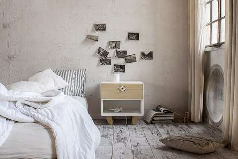 Rustic Customizable Oak Furniture