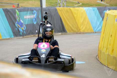 Real Life Video Games - SXSW's Mario Karting Reimagined is a Different Kind of Augmented Reality