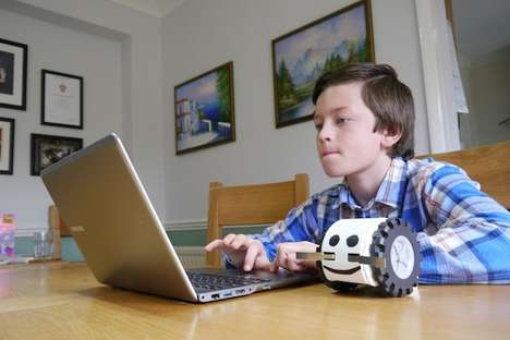 Code-Teaching Robots