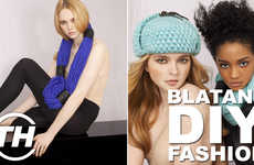 Blatant DIY Fashion Designs - Strut into Spring with a Stylish Homemade Look
