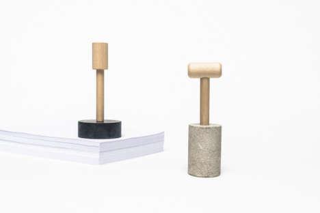 Prehistoric Tool Paperweights