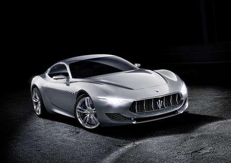 Centenary Concept Cars
