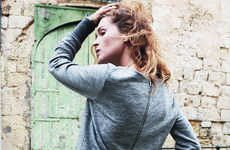 Urban Supermodel Lookbooks - Model Erin Wasson Teams up With Madewell For a Fun City Lookbook