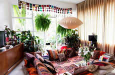 Eclectic Mexican Apartments