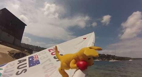 Viral Yacht Climbing Spoofs