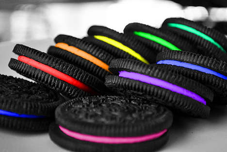 Customized Cookie Lounges - The Oreo Trending Vending Lounge Serves up Food for Thought