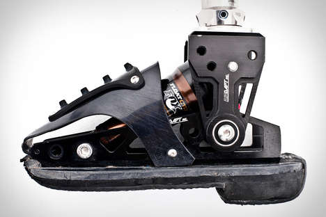 Customizable Athletic Prosthetics