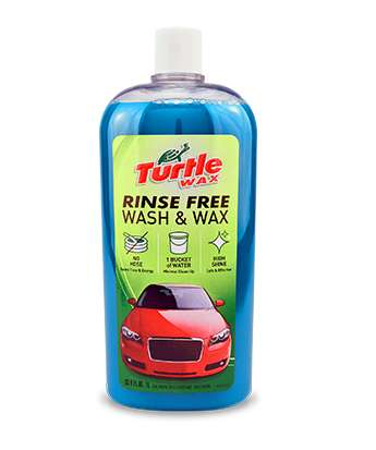 Waterless Car Cleaning Kits