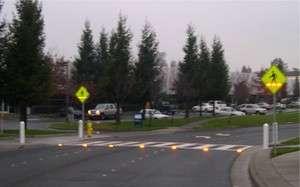 Smart Crosswalk Safety Signals