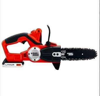Cordless Gardening Chainsaws