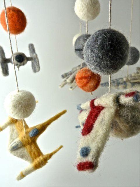 13 Sci-Fi Infant Accessories