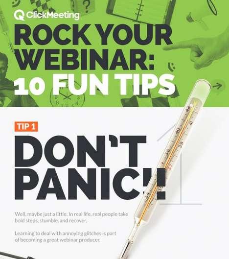 Online Presentation Infographics