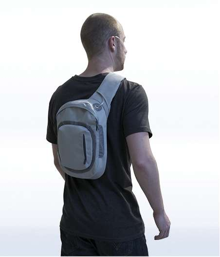 Backpack Respiratory Aids