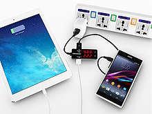 Portable USB Power Detectors