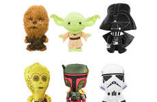 Intergalactic Pet Products - The Star Wars Pet Fans Collection at Petco is Iconic and Fun