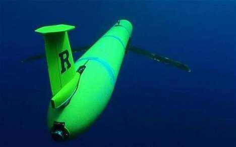 Weather-Predicting Underwater Drones