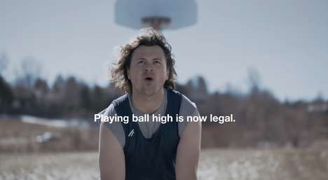 Impaired Basketball Player PSAs