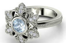Disney-Inspired Engagement Rings - These Disney Engagement Rings are Inspired by the Film Frozen