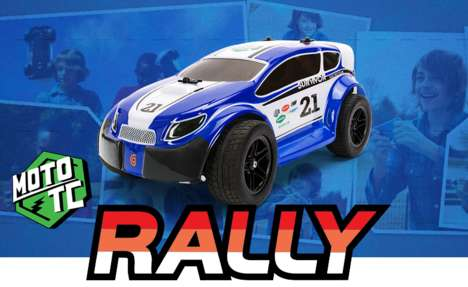 MOTO TC Presents the iPhone-Controlled Rally Car