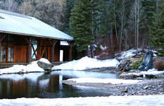 Restful Alpine Resorts - Utah's Sundance is a Restful Resort That Encourages People to Unplug