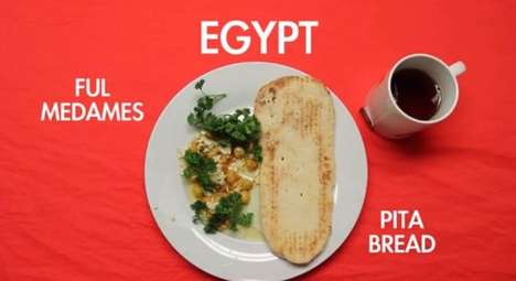 Exotic Morning Meals