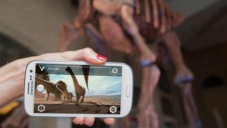 Investigative Museum-Exploring Apps