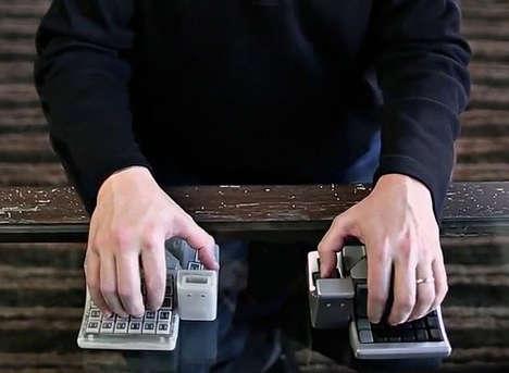 Hybrid Computer Peripherals