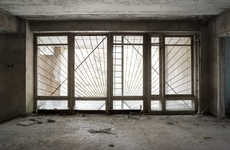 Deserted Building Photography - Alfonso Batalla Highlights Past Primes with 'Prefabricated Life'