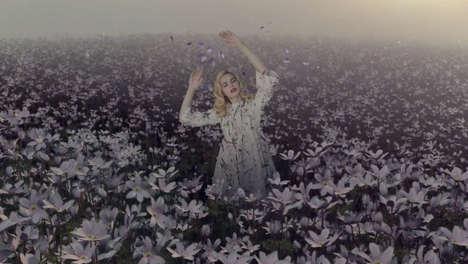 Futuristic Fashion Art Films