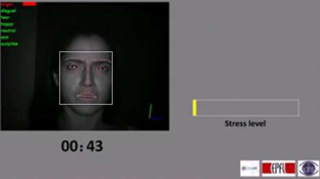 Emotion-Detecting Cameras - Researchers Introduce Emotion-Detecting Camera for Cars