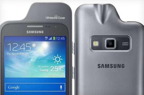 Blind-Assisting Smartphone Cases