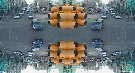 Trippy Traffic Camera Photos