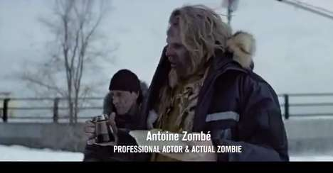 Canadian Zombie Commercials - Canadian Film Fest Shows the Difficulties for Actors in the North