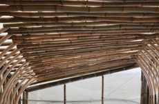 Bamboo Homeless Shelters
