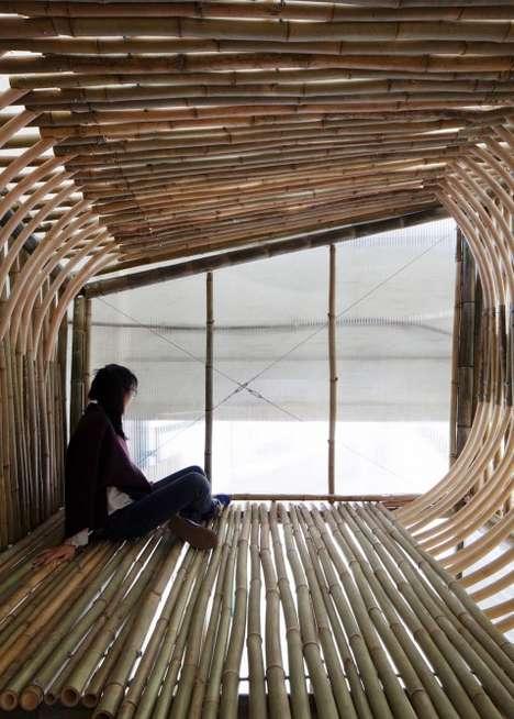 Bamboo Homeless Shelters